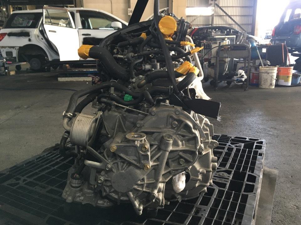 エンジン&トランスミッション - キューブ  Ref:SP282352_1     7/11