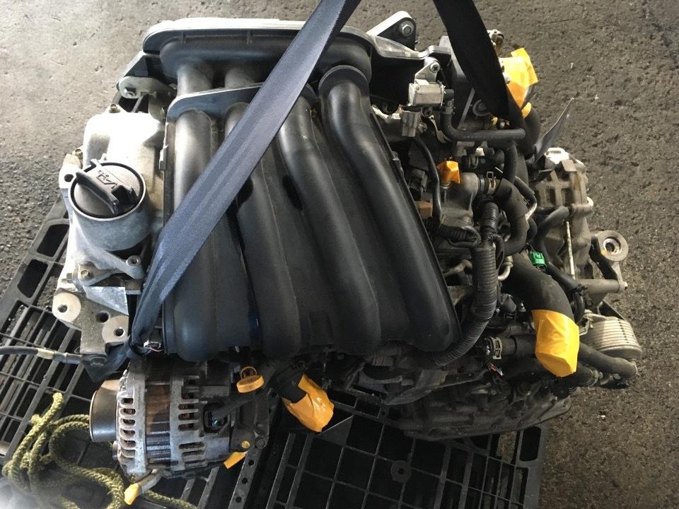 エンジン&トランスミッション - キューブ  Ref:SP282352_1     8/11