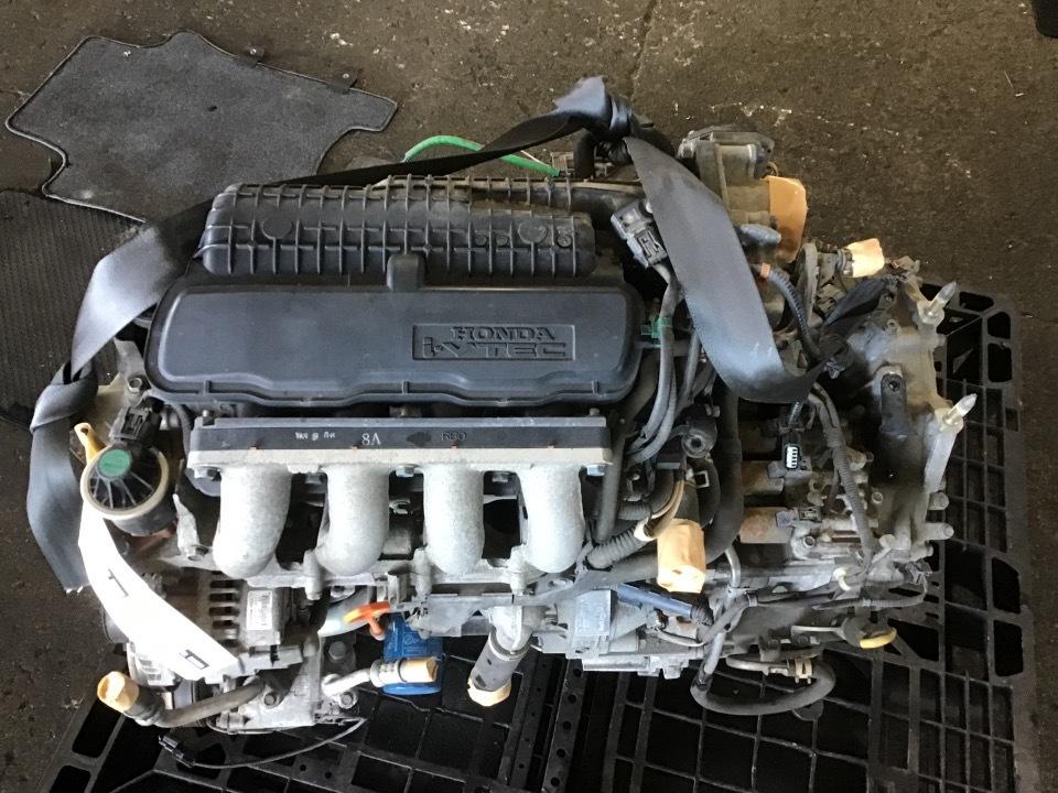 エンジン&トランスミッション - フィット  Ref:SP282525_1     4/11