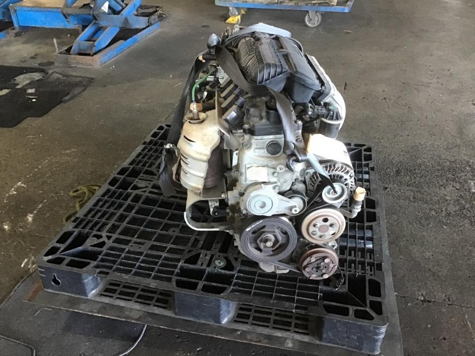 エンジン&トランスミッション - フィット  Ref:SP282525_1     7/11