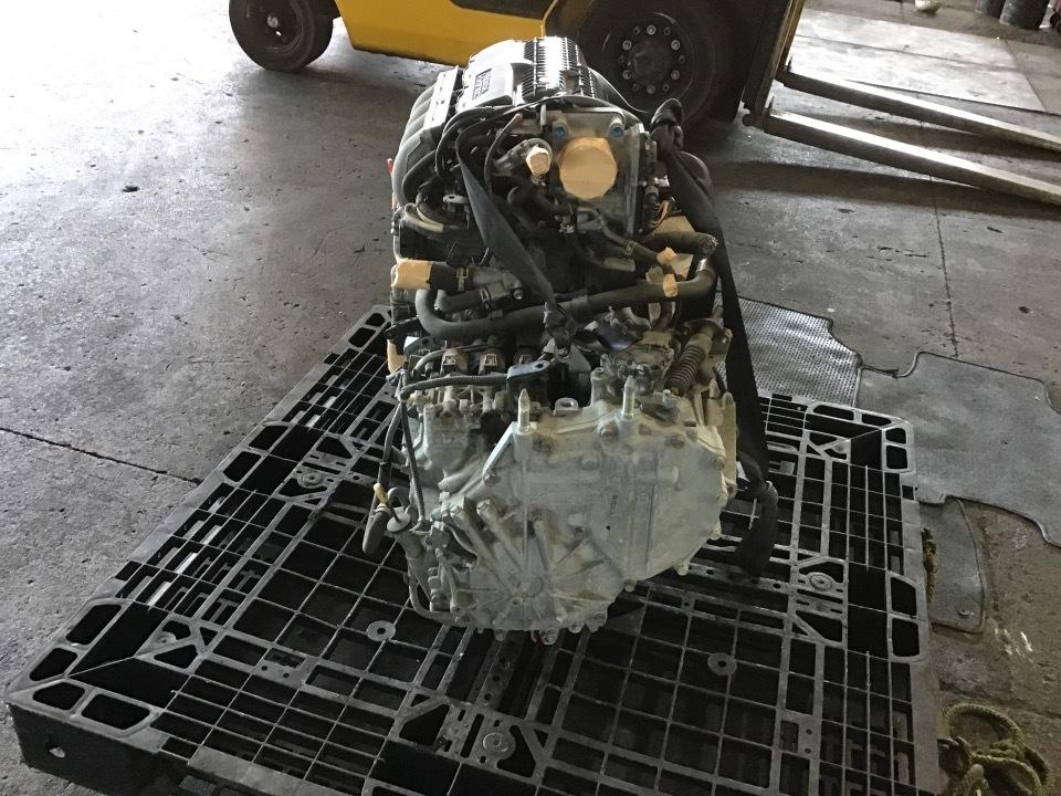 エンジン&トランスミッション - フィット  Ref:SP282525_1     9/11