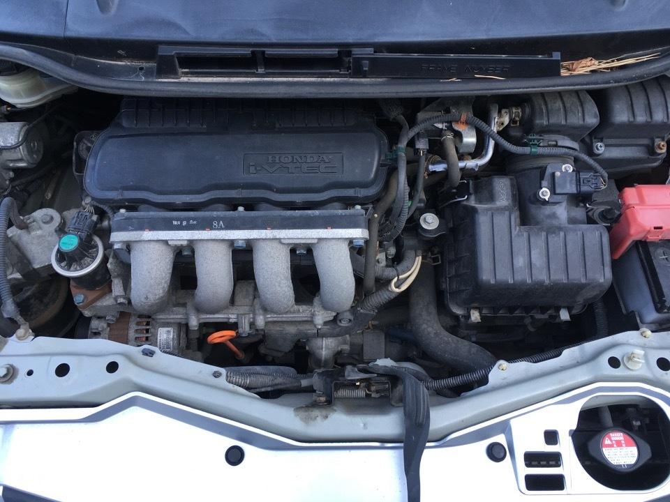 エンジン&トランスミッション - フィット  Ref:SP282525_1     1/11