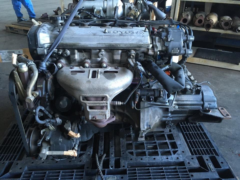 エンジン CPハーネス付 - スターレット  Ref:SP282561_296     5/11