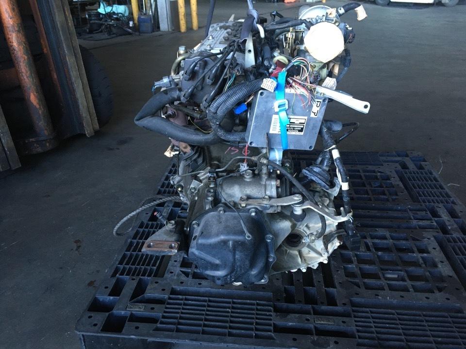 エンジン CPハーネス付 - スターレット  Ref:SP282561_296     6/11