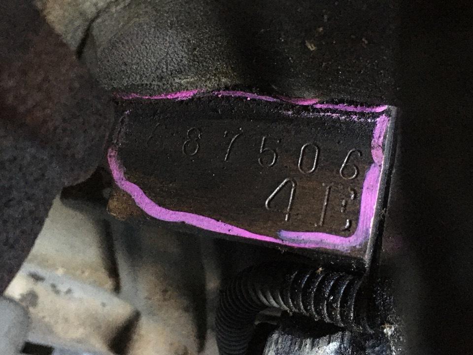 エンジン CPハーネス付 - スターレット  Ref:SP282561_296     9/11
