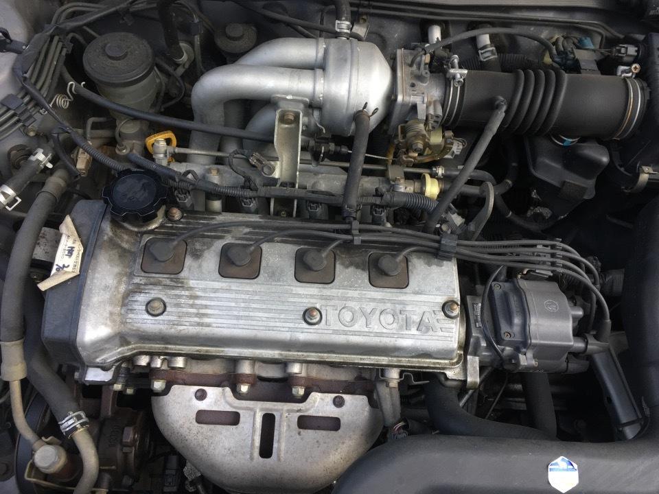エンジン CPハーネス付 - スターレット  Ref:SP282561_296     1/11