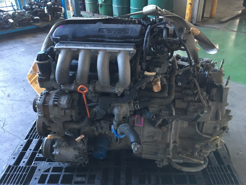 エンジン&トランスミッション - フィット  Ref:SP282676_1     5/10