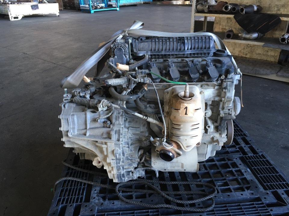 エンジン&トランスミッション - フィット  Ref:SP282676_1     7/10