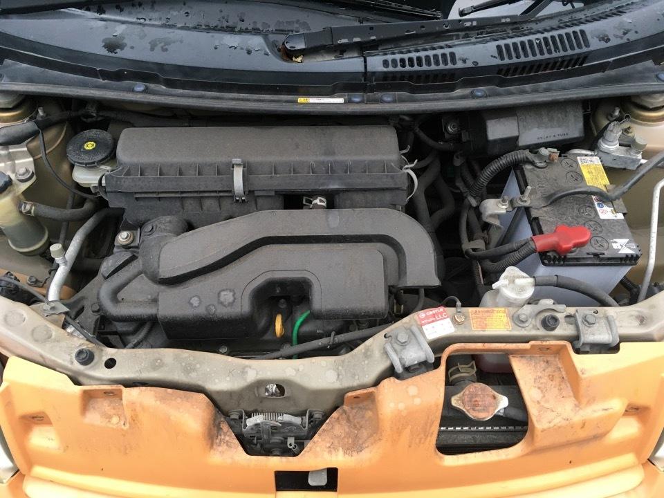 エンジン&トランスミッション - エッセ  Ref:SP282767_1     1/1