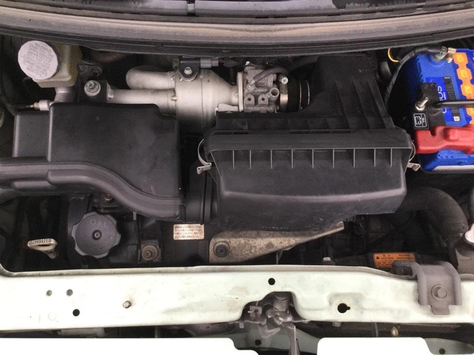 エンジン&トランスミッション - オッティ  Ref:SP283080_1     1/3
