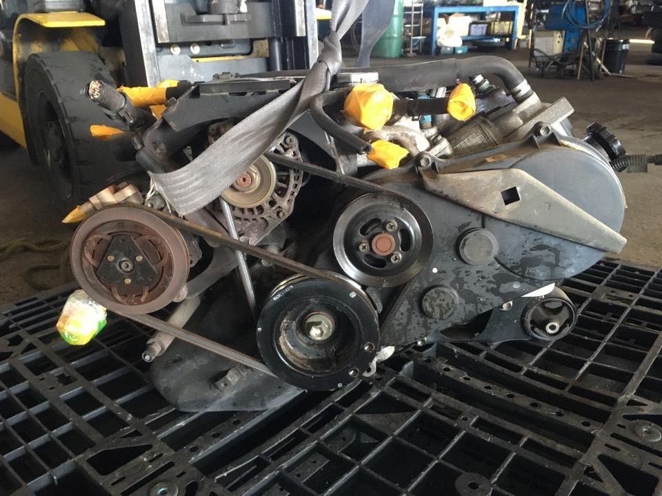 エンジン&トランスミッション - エブリィ  Ref:SP283123_1     2/5