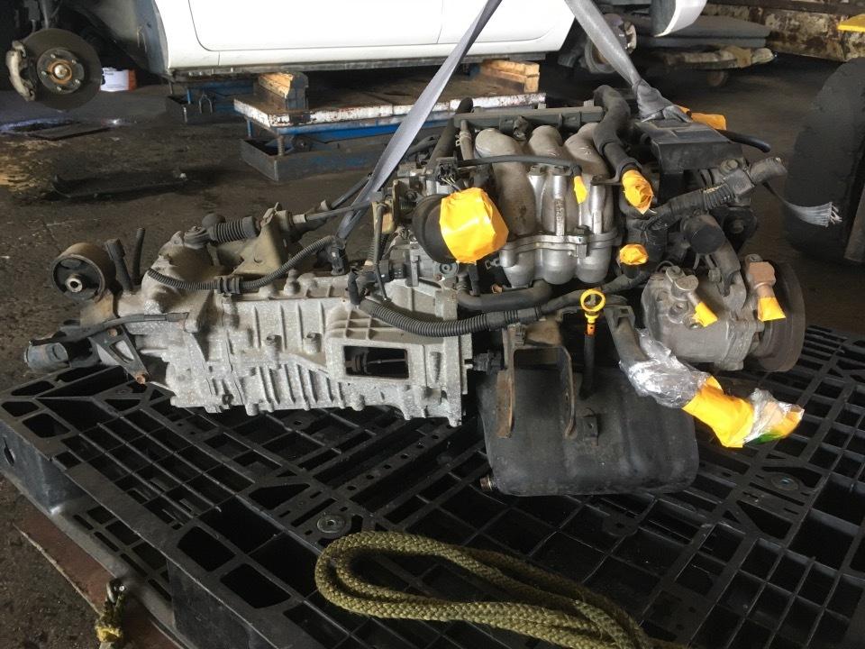エンジン&トランスミッション - エブリィ  Ref:SP283123_1     3/5