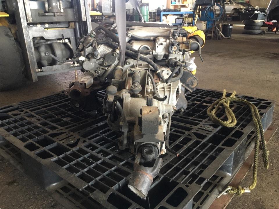 エンジン&トランスミッション - エブリィ  Ref:SP283123_1     4/5