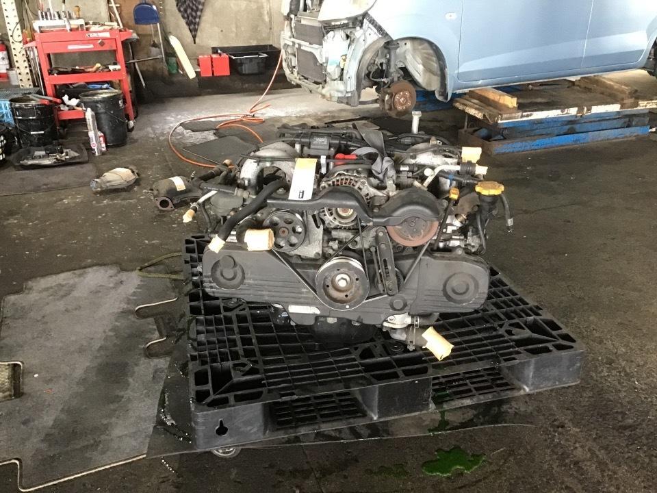 エンジンCP付き ハーネス無し - インプレッサ  Ref:SP283160_9551     6/10