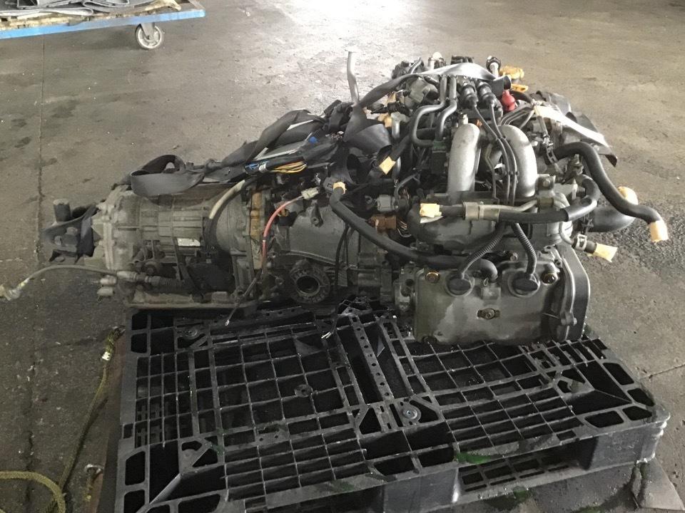 エンジンCP付き ハーネス無し - インプレッサ  Ref:SP283160_9551     7/10