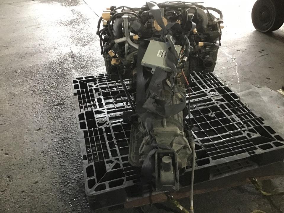 エンジンCP付き ハーネス無し - インプレッサ  Ref:SP283160_9551     8/10