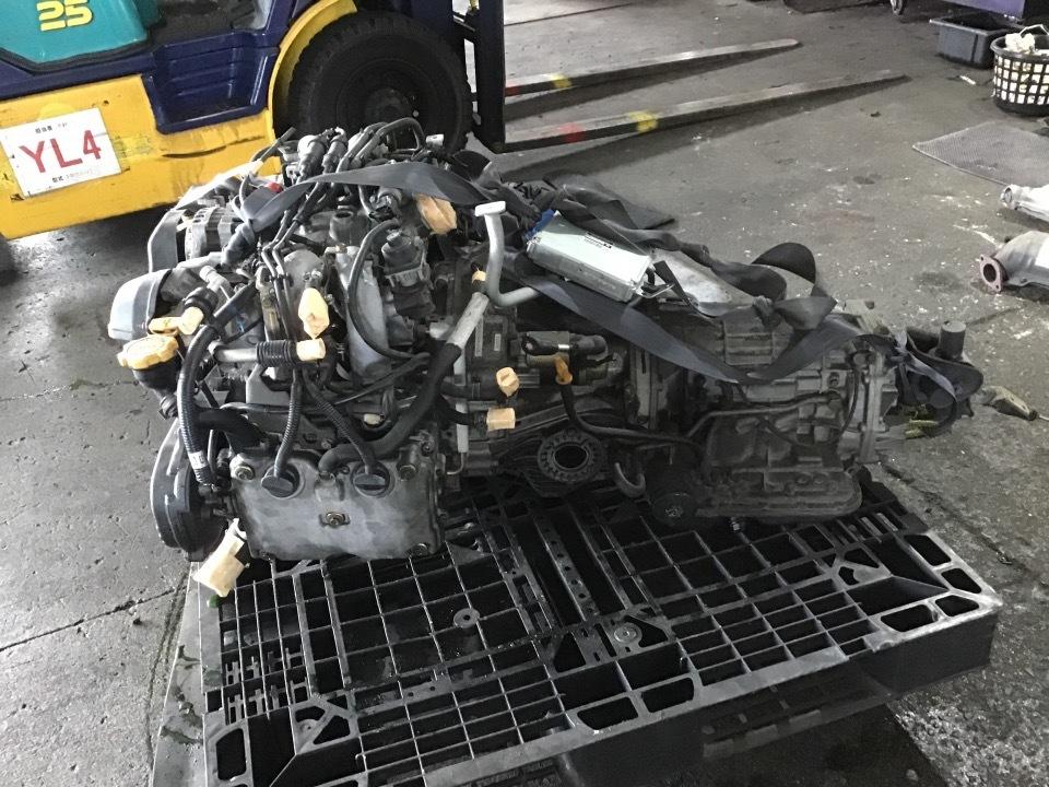 エンジンCP付き ハーネス無し - インプレッサ  Ref:SP283160_9551     9/10