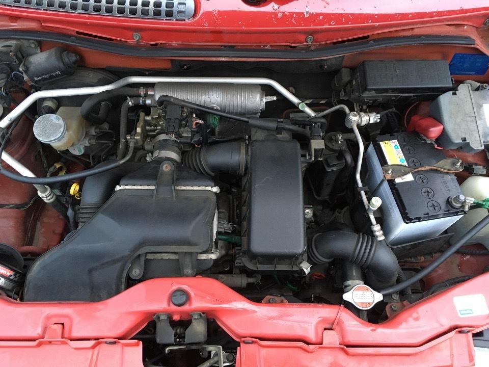 エンジン&トランスミッション - アルトラパン  Ref:SP283227_1     1/2