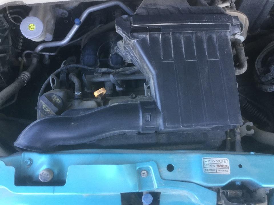 エンジン CPハーネス付 - スプラッシュ  Ref:SP284065_296     1/9