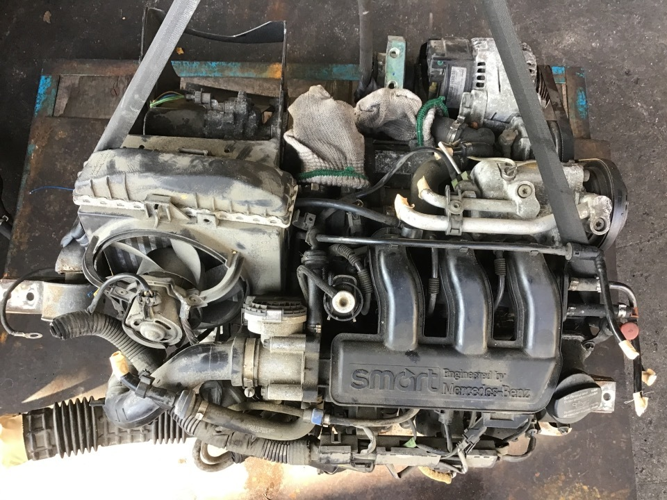 エンジン&トランスミッション - メルセデスベンツ その他  Ref:SP284093_1     8/9