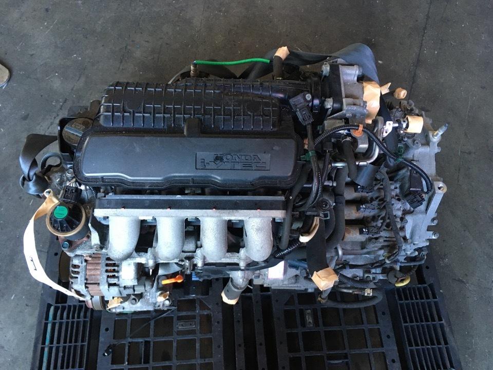 エンジン&トランスミッション - フィット  Ref:SP284103_1     5/13