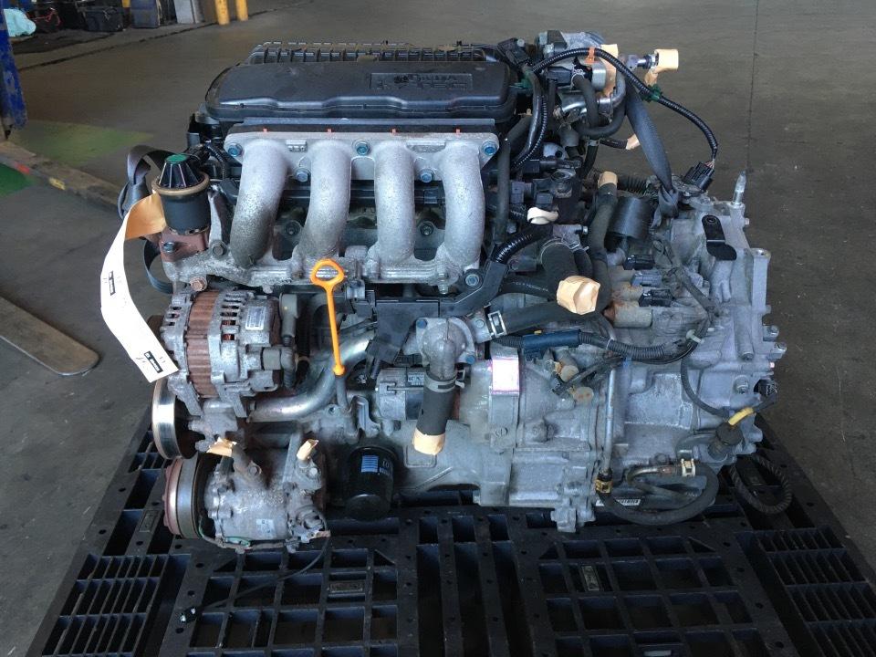 エンジン&トランスミッション - フィット  Ref:SP284103_1     6/13