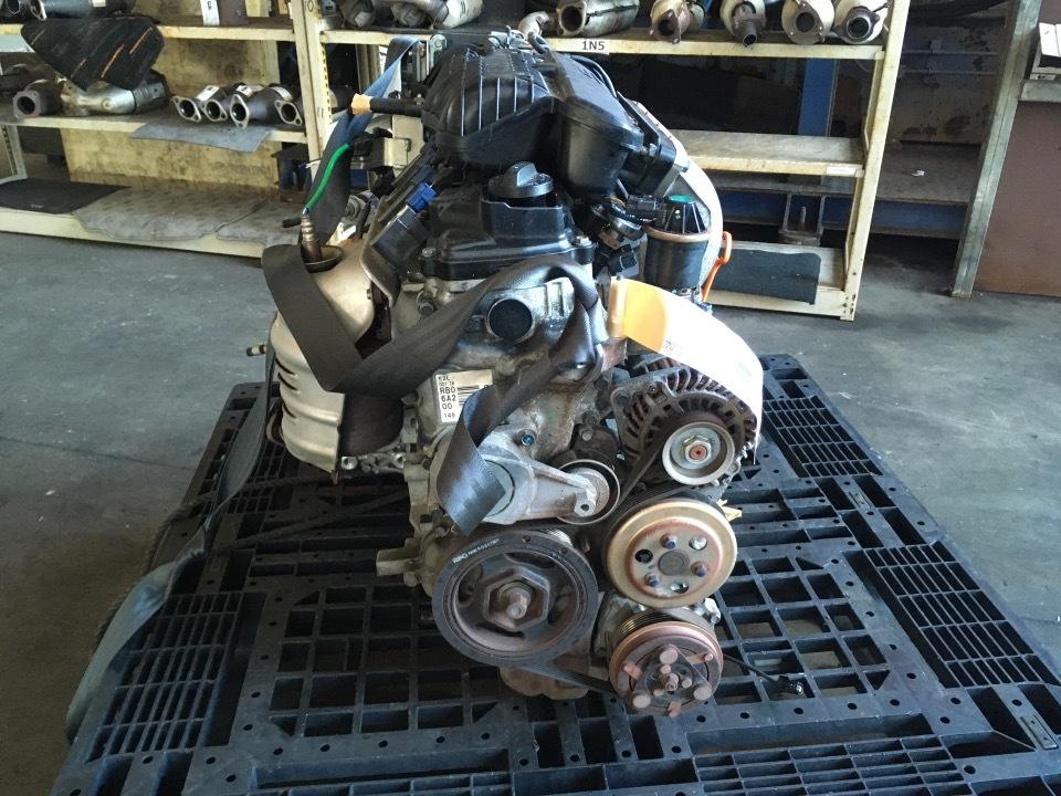 エンジン&トランスミッション - フィット  Ref:SP284103_1     7/13