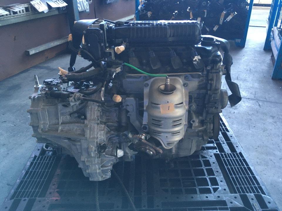 エンジン&トランスミッション - フィット  Ref:SP284103_1     8/13