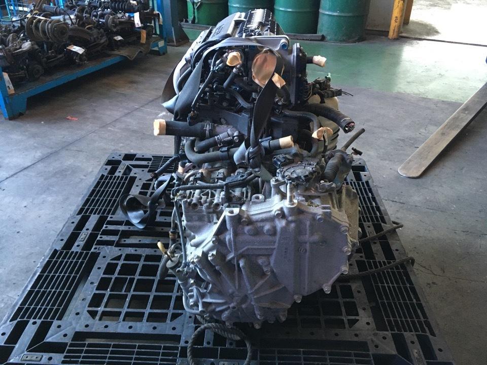 エンジン&トランスミッション - フィット  Ref:SP284103_1     9/13