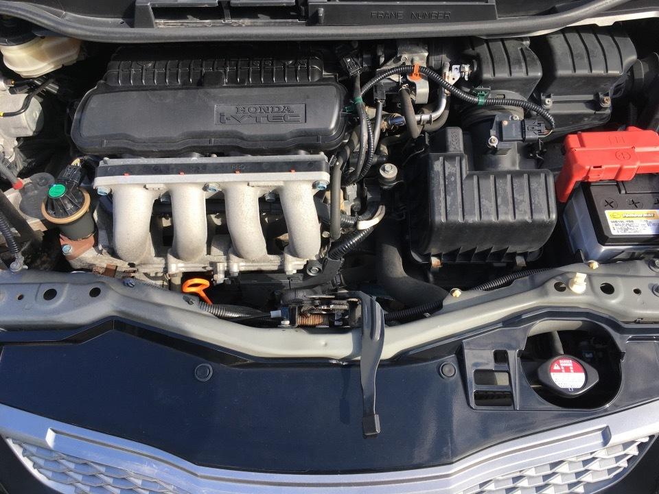 エンジン&トランスミッション - フィット  Ref:SP284103_1     1/13