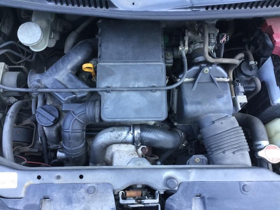 エンジン&トランスミッション - ワゴンR  Ref:SP284206_1     1/1
