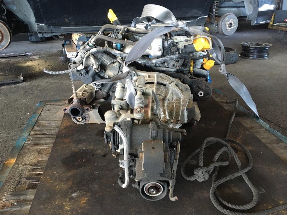 エンジン&トランスミッション - エブリィ  Ref:SP284543_1     7/11
