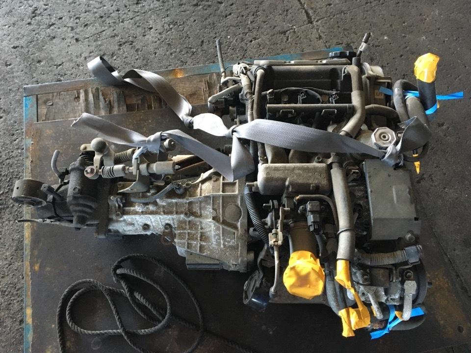 エンジン&トランスミッション - エブリィ  Ref:SP284543_1     8/11