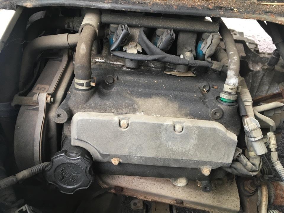 エンジン&トランスミッション - エブリィ  Ref:SP284543_1     1/11
