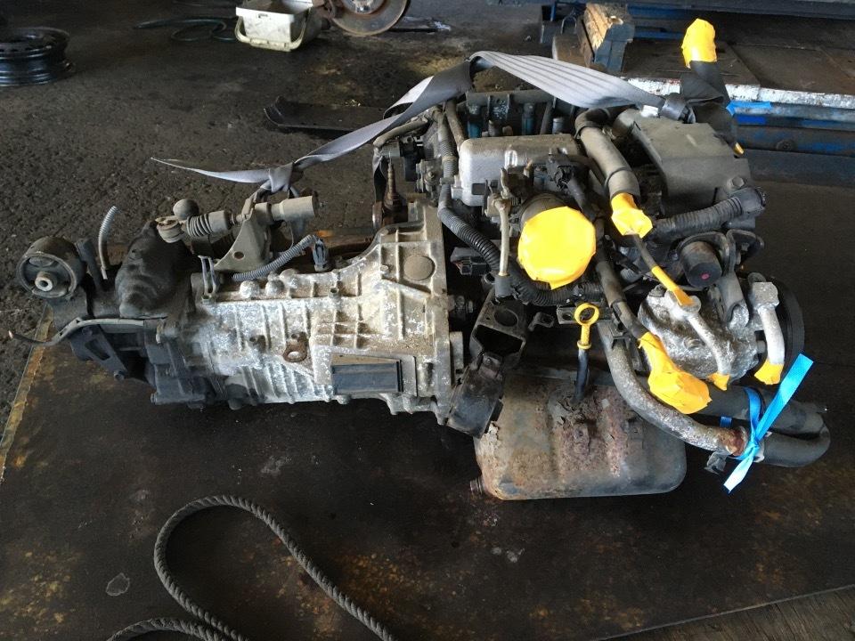 エンジン&トランスミッション - エブリィ  Ref:SP284543_1     4/11