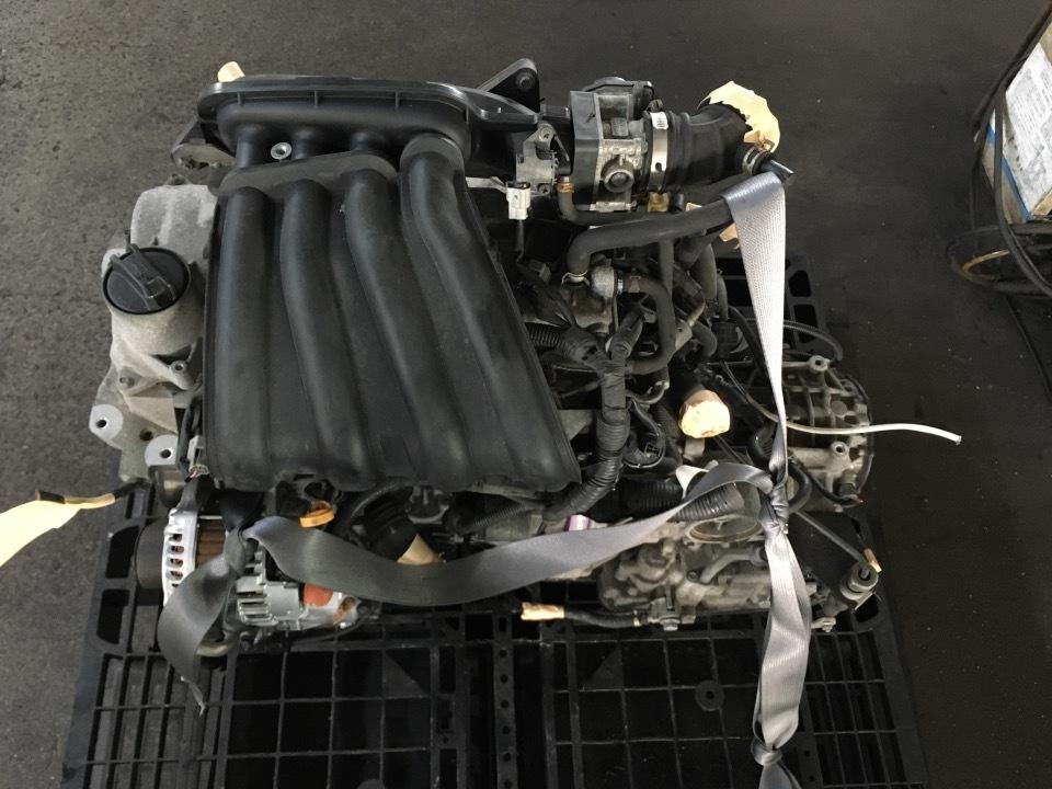 エンジン&トランスミッション - AD  Ref:SP284591_1     4/12