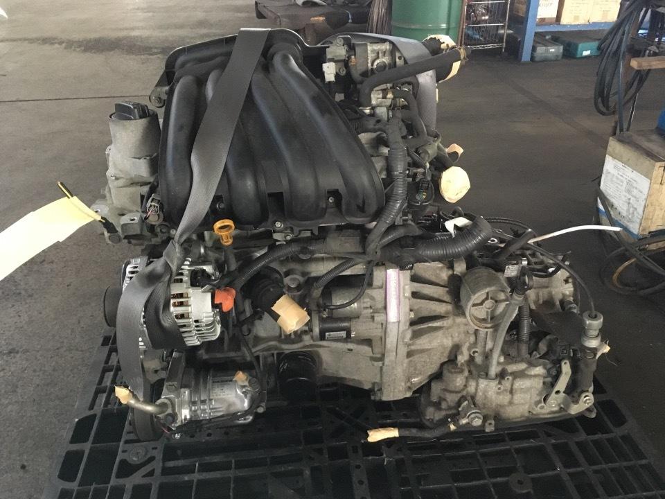 エンジン&トランスミッション - AD  Ref:SP284591_1     5/12