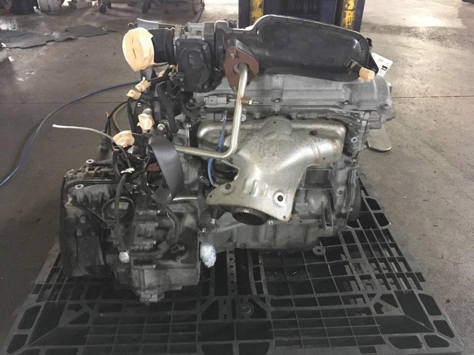 エンジン&トランスミッション - AD  Ref:SP284591_1     7/12