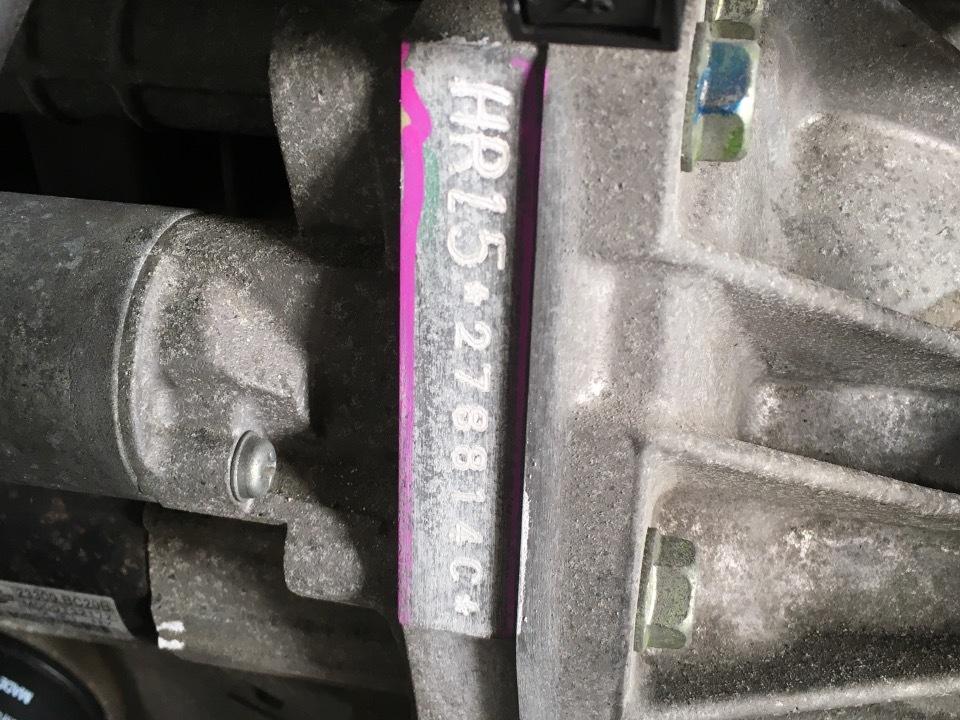 エンジン&トランスミッション - AD  Ref:SP284591_1     10/12