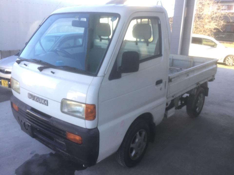 SUZUKI Carry Truck   Ref:SP284665     2/16