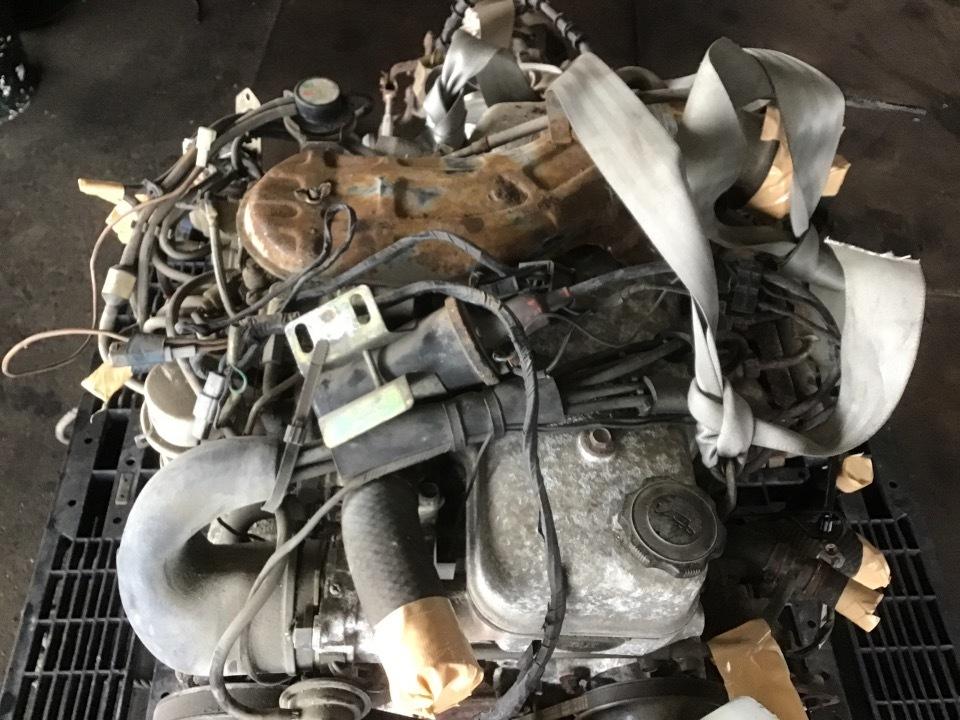 エンジン&トランスミッション - ボンゴトラック  Ref:SP284668_1     5/12