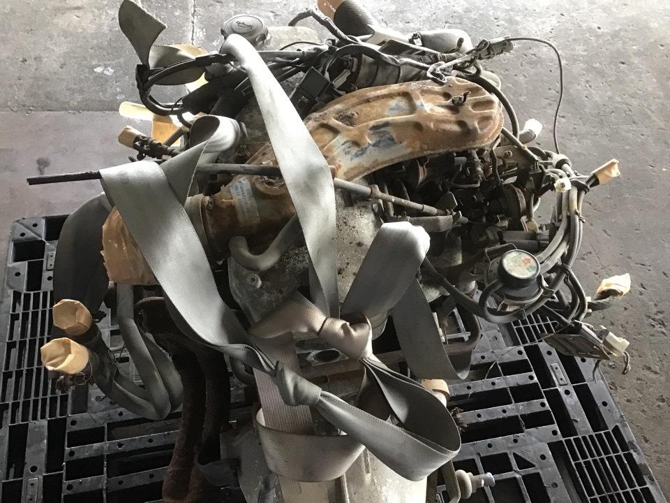 エンジン&トランスミッション - ボンゴトラック  Ref:SP284668_1     6/12