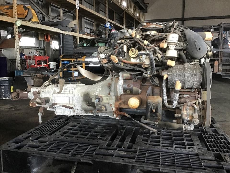 エンジン&トランスミッション - ボンゴトラック  Ref:SP284668_1     8/12