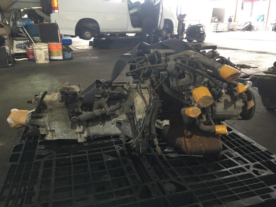 エンジン&トランスミッション - エブリィ  Ref:SP284754_1     1/6