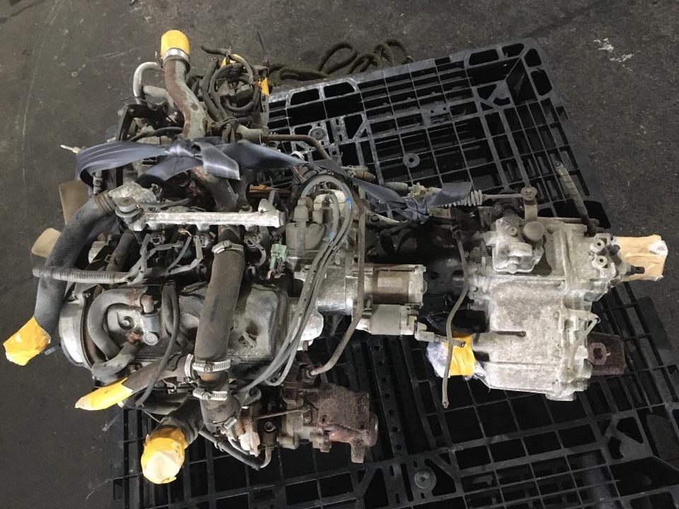 エンジン&トランスミッション - エブリィ  Ref:SP284754_1     5/6