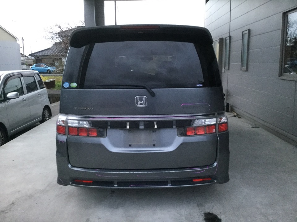 HONDA Step Wagon   Ref:SP284814     24/28