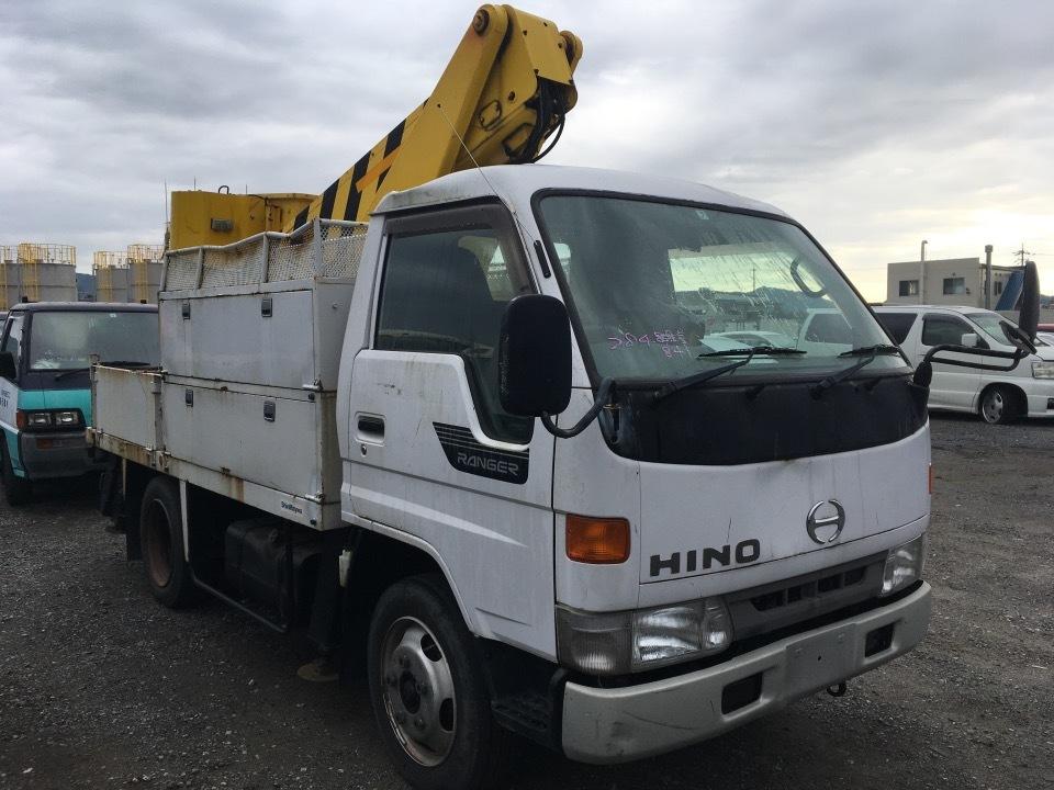 HINO Ranger   Ref:SP284841     1/39
