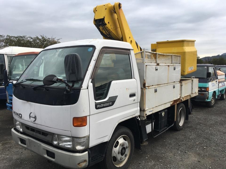 HINO Ranger   Ref:SP284841     2/39