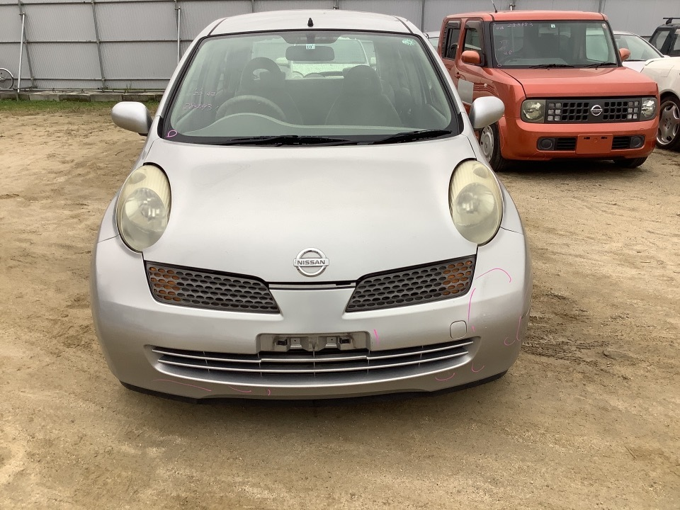 NISSAN March   Ref:SP284931     14/24