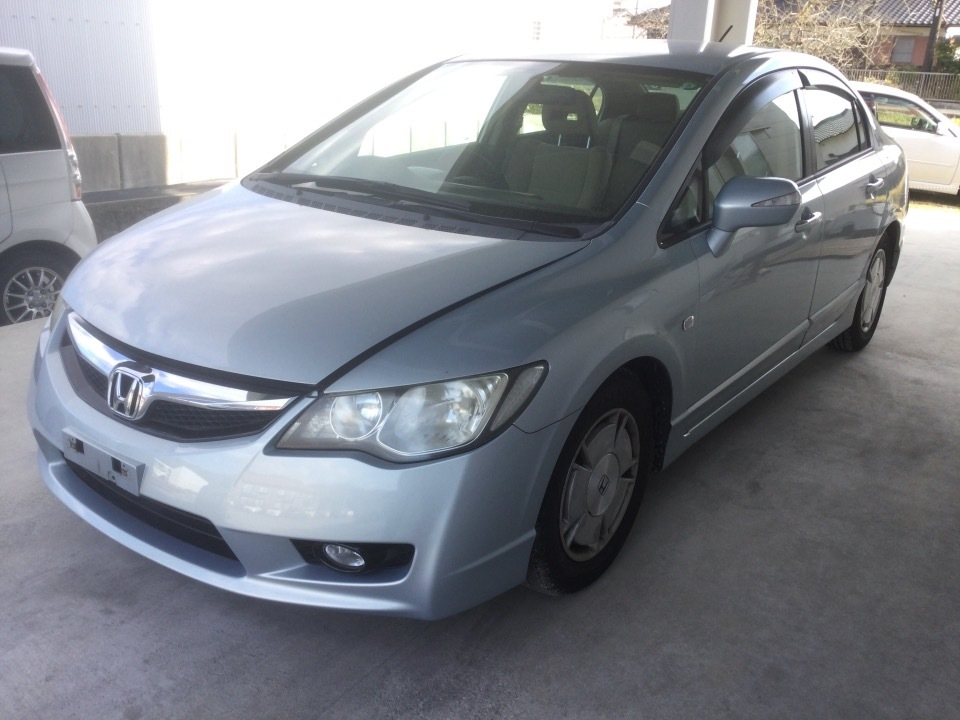HONDA Civic   Ref:SP284937     2/19